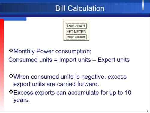Electricity Bill Calculation Explained