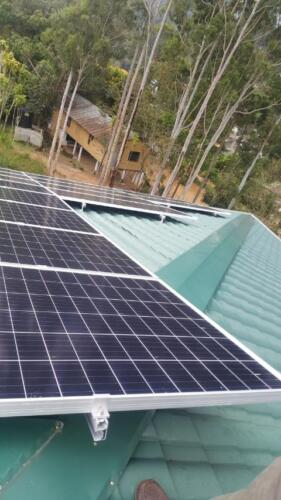 15 kW system at Bandarawela